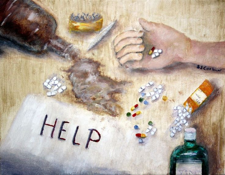 Why do you need HELP NOW for your Rx DrugAddiction?