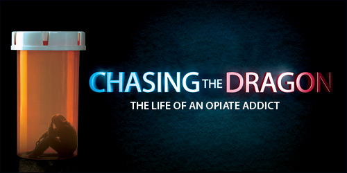 CHASING THE DRAGON (GRAPHIC)