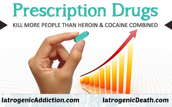 Heroin & Cocaine VS Rx Drugs From Your Doctor. Same or Different?