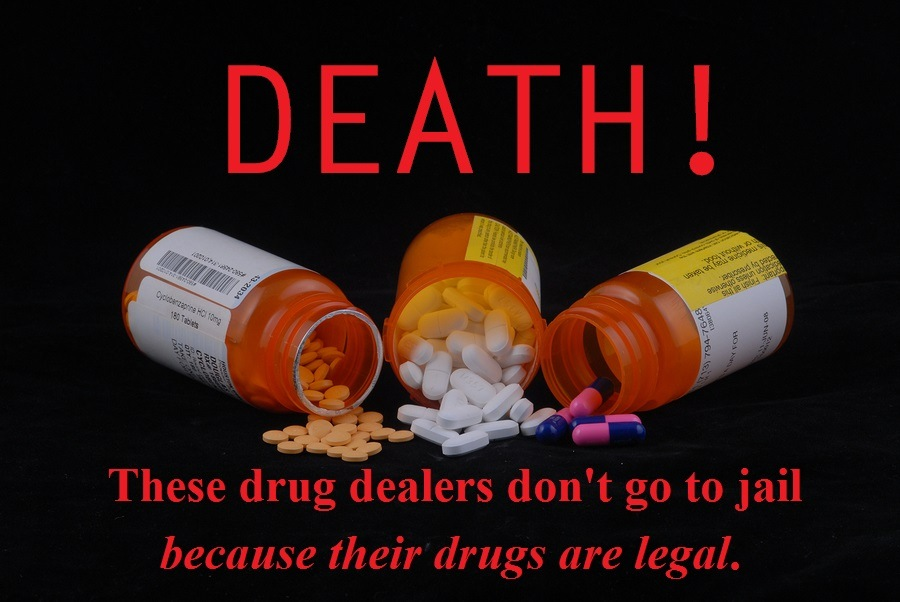 Drugs From Your Doctor That Induce Suicide, Homicide, Violence, Paranoid Delusions, Mutilation & OtherNightmares