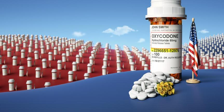 Opioids Killing Far More People Than BreastCancer