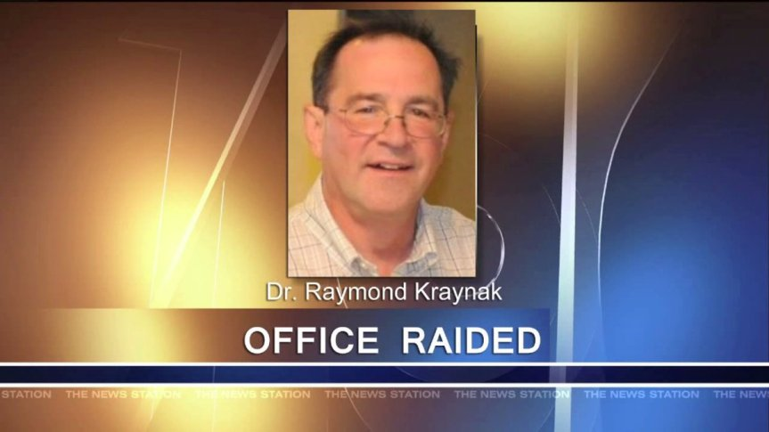 Doctor charged in deaths of 5 patients from opioid overdoses