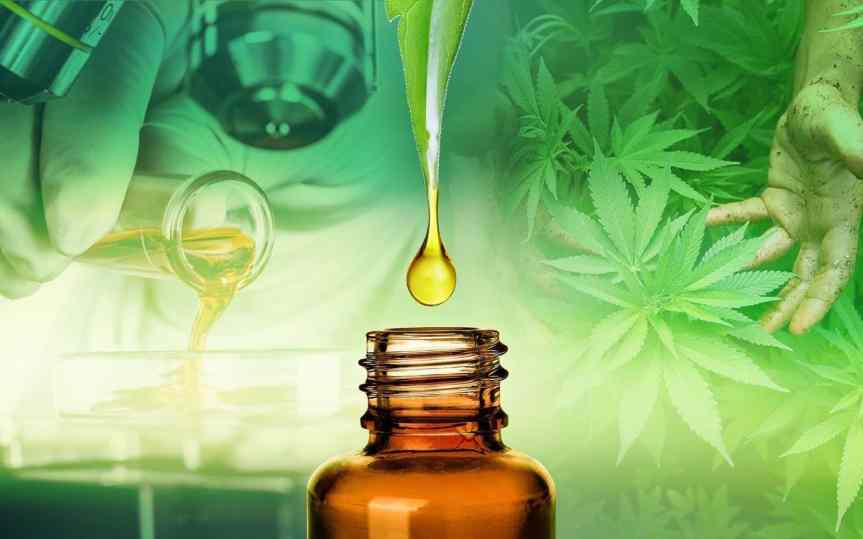 Cannabidiol (CBD Oil) ~ Benefits for Pain, Mental Illness & Anxiety