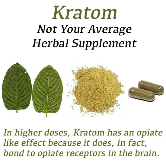 More on Kratom