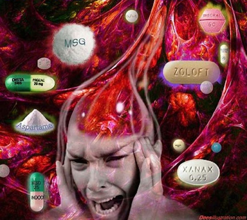 HOW DO PSYCHIATRIC DRUGS REALLYWORK?
