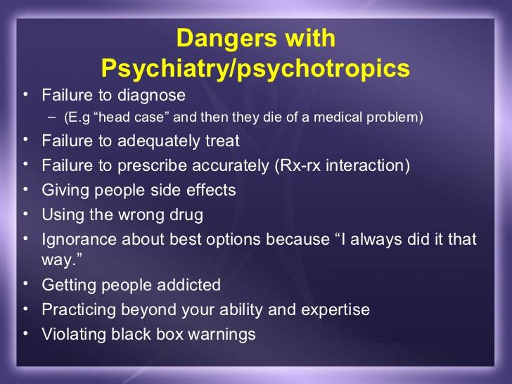 REHAB FRAUD: PSYCHIATRY'S DRUGSCAM