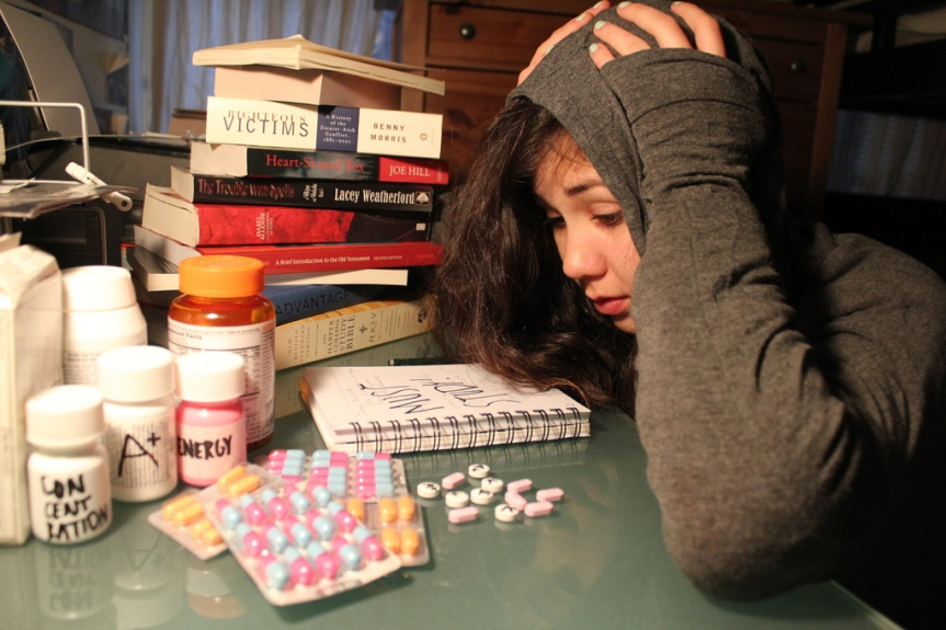 Adderall's Terrifying Consequences On America'sYouth