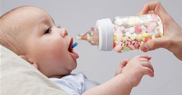 Antidepressant Prescriptions for Children on the Rise ~ Including Babies! CHILDHOOD IS NOT A DISEASE!