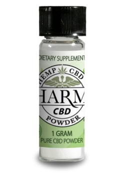 cbd powder 1