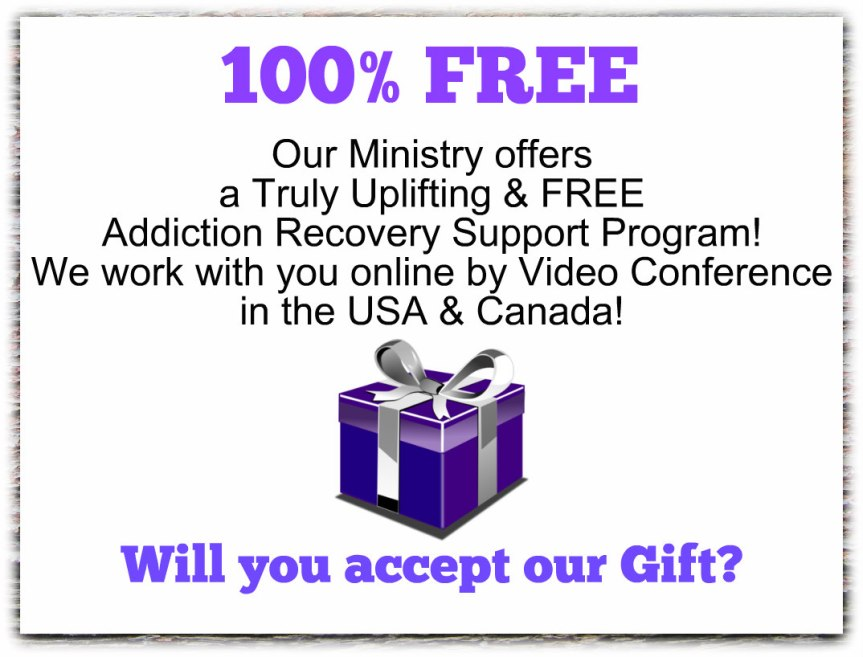 FREE Addiction Recovery is Waiting for You because No One Should be Denied Recovery because of Lack of Money