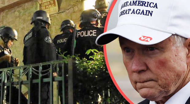 Jeff Sessions Orders The Arrest of Top Big Pharma Executives (Many, many doctors arrested)