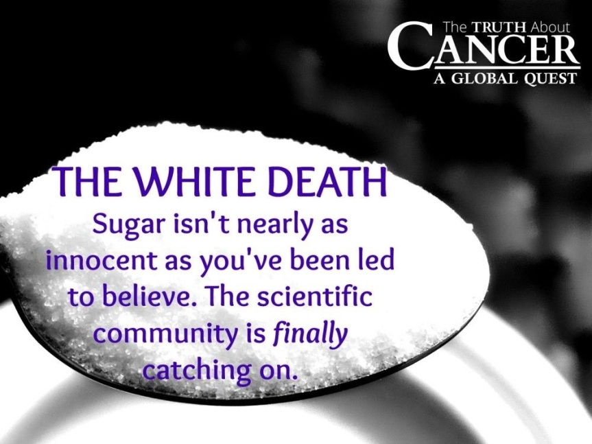 Removing ALL Sugar from your Diet Starves cancer cells? Check Out This NewStudy!