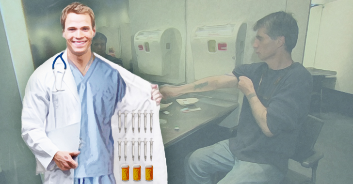 Justice Department Targets Doctors and Drug Dealers in Crackdown onOpioids