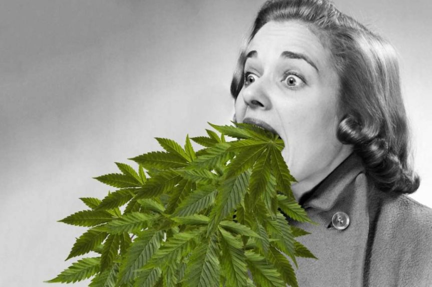 Emergency Rooms Seeing Rise In Syndrome Related To Marijuana Use. If You Have Cramping Or Vomiting Marijuana Could Be TheCause!