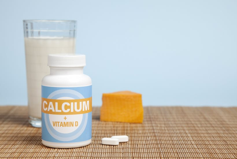 Even At Low Doses, Calcium Supplements Are Now Linked To Brain Lesions With First Study Of ItsKind