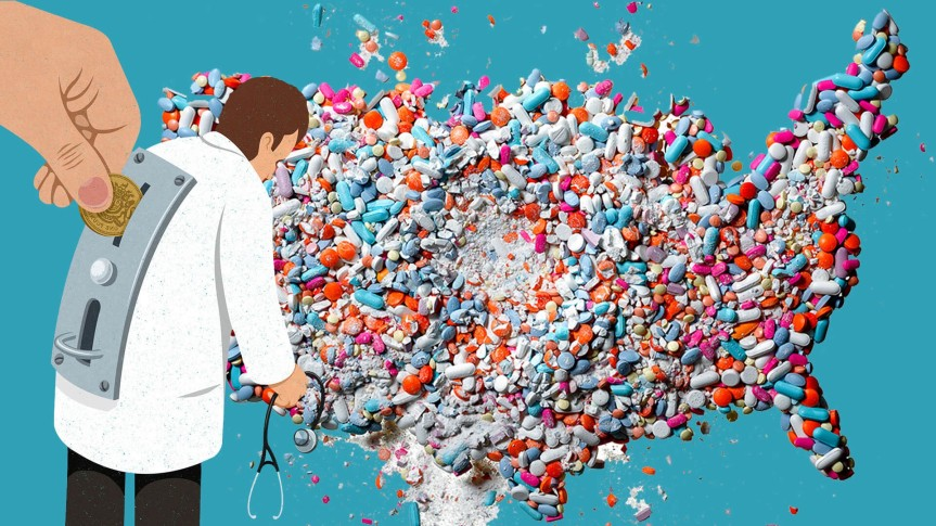 Big Pharma's top 12 money-making CAUSES of disease in America