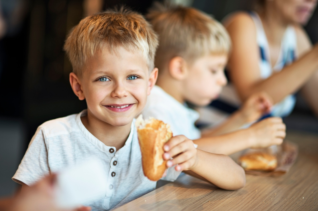 Your children are being exposed to 10,000 chemicals through the food they eat