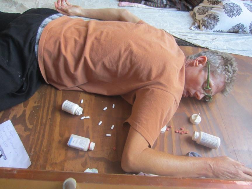 Drug Overdose Epidemic is Far BeyondOpioids
