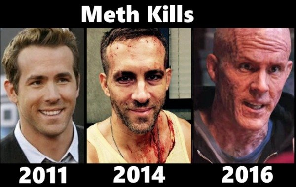 Mexico's killer meth is sweeping through America — and ruining lives even more thanbefore!