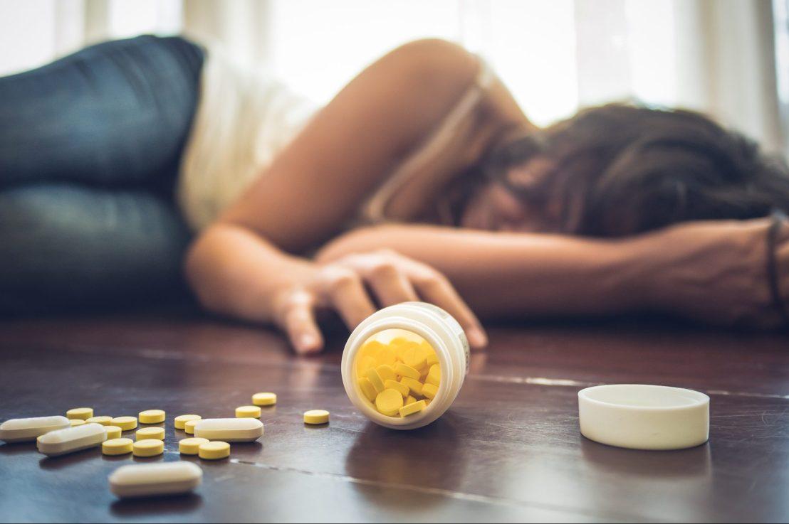 Disturbing CDC statistics show that opioids have killed more people than the VietnamWar