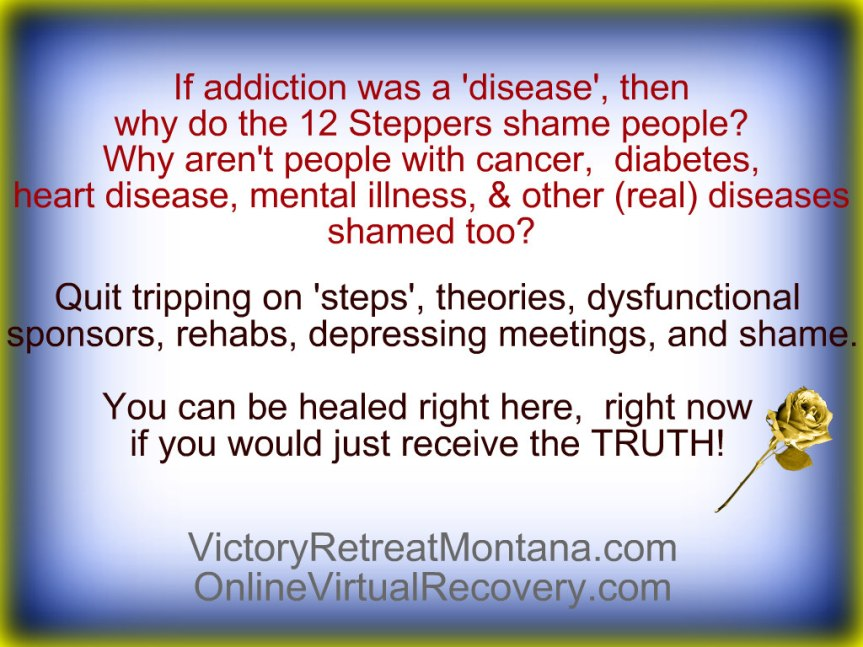 Epidemic or Not – Addiction Treatment Hurts People and It's Wrong!