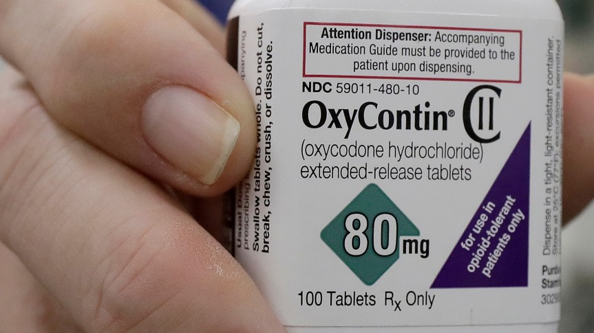 The Billionaire Family Behind OxyContin is Finally Having its Moment of Reckoning