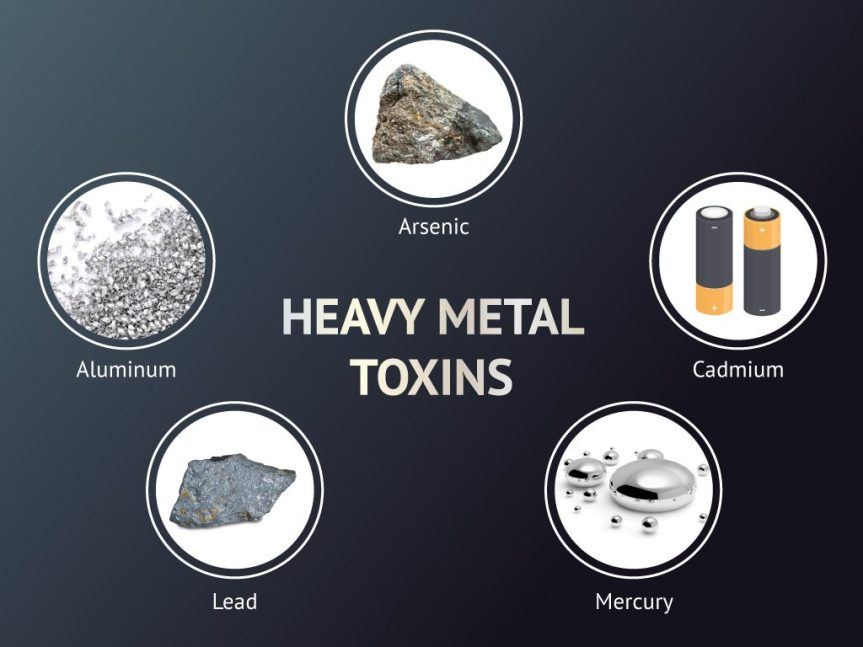 HOW TO AVOID AND DETOX FROM HEAVYMETALS