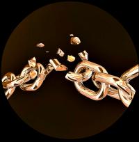 nan gold chain LOGO ROUND 2