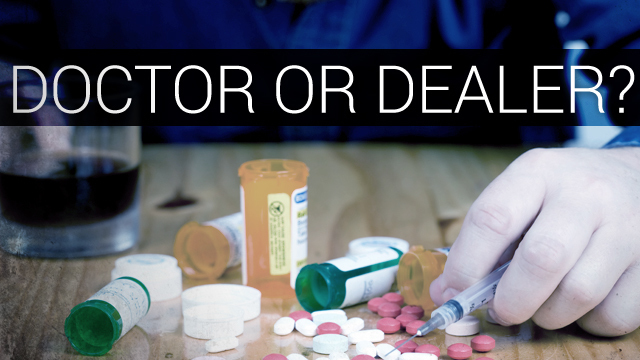 60 People Charged (Including a Doctor) in Illegal Prescription OpioidCrackdown