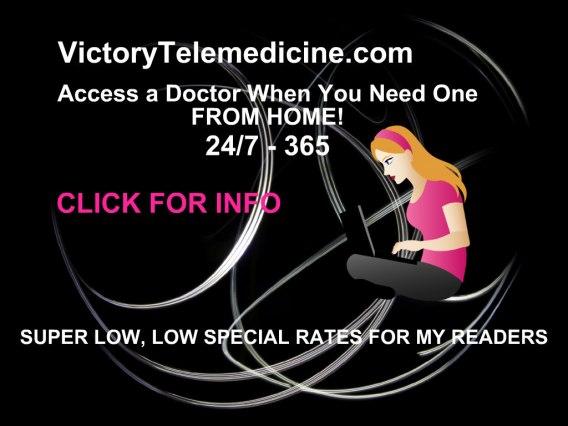 VICTORY TELEMEDICINE AD APRIL 9
