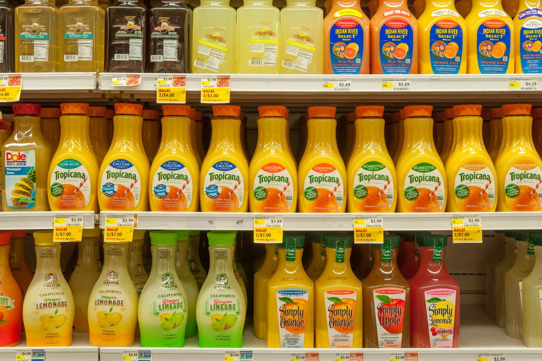 Study Reveals: Drinking Too Much Fruit Juice Dramatically Increases Risk Of PrematureDeath