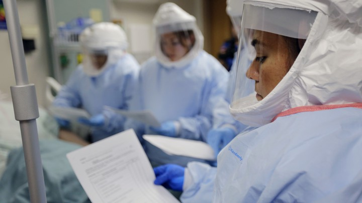 "Ebola-Infected Woman Crosses America's Open Border and Dies in a U.S. Hospital… ""Human Weapons"" Infected with Ebola are Being Sent Into the USA"