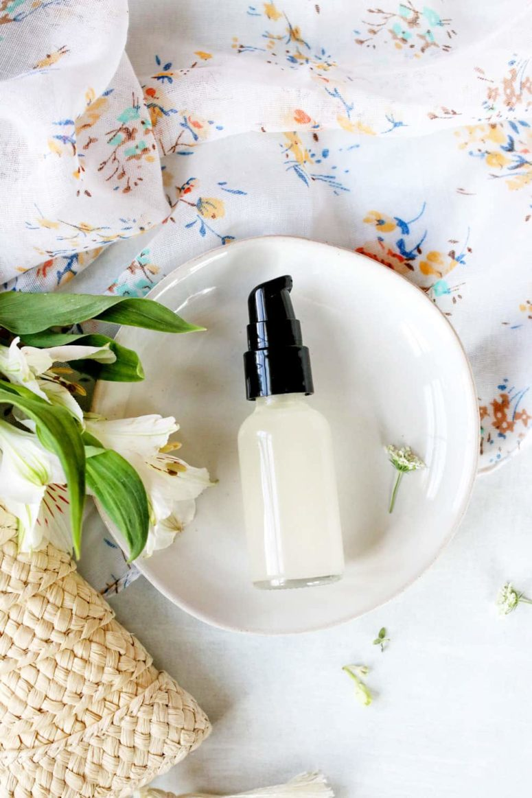 How To Make Your Own Homemade HandSanitizer