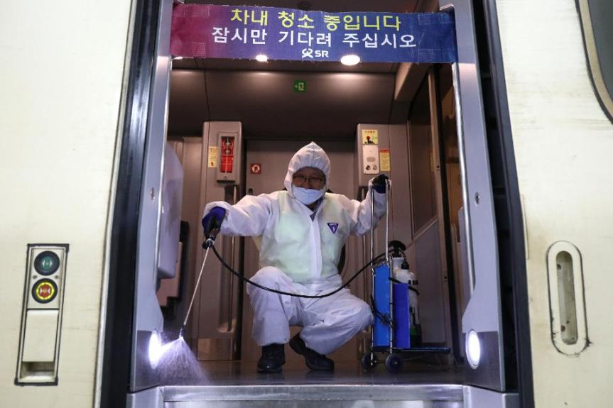 Coronavirus has Hit North Korea Hard and could Explode there.