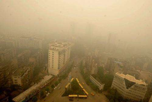 Coronavirus Death Smog: Is China Burning Thousands of Infected Bodies?