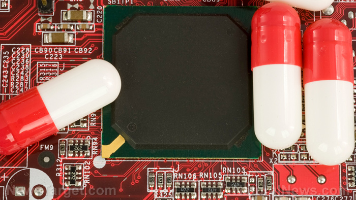 Electronic Smart Pills Contain Computer Chips that Track YourCompliance