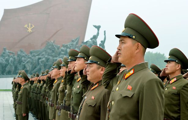 Coronavirus 'kills 180 North Korean soldiers' with 'too many bodies to cremate'