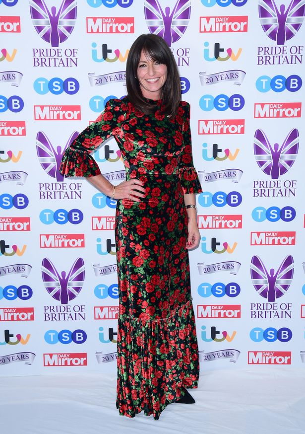 Davina McCall on her drug overdose during crippling heroin addiction that left her 'rotting inside'
