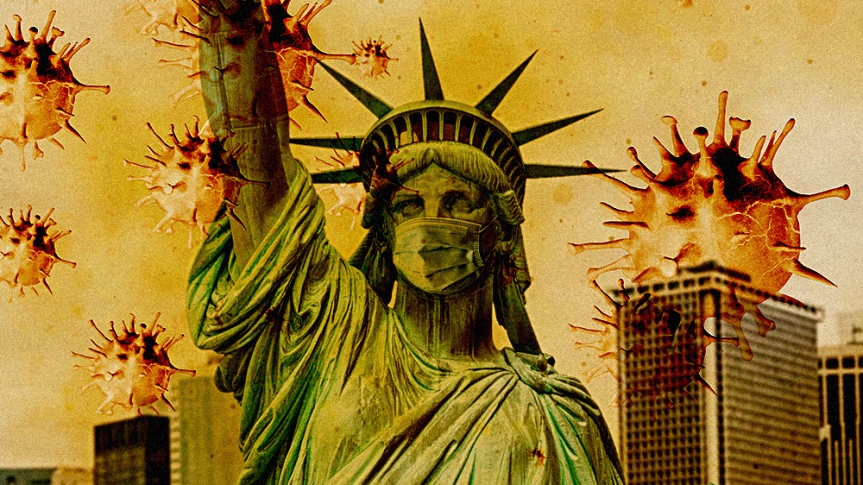Coronavirus spreads to NYC, Texas, New Jersey, Tennessee and Nevada as epidemic sweeps acrossAmerica