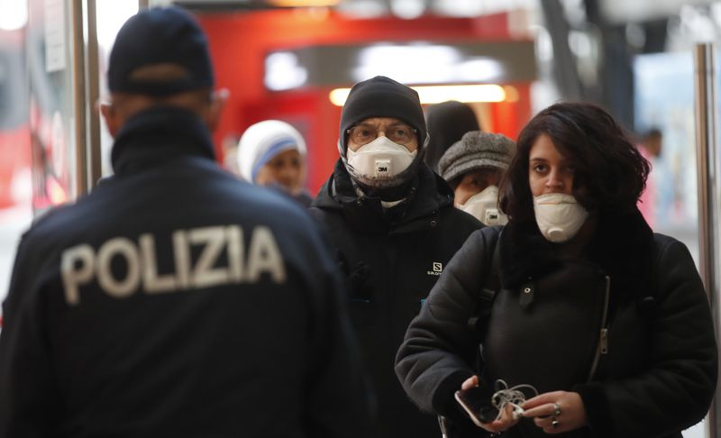 Italy Puts Entire Country on Coronavirus Lockdown