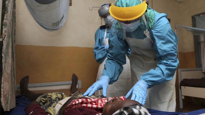 Nigeria is already dealing with a deadlier viral outbreak than the coronavirus epidemic