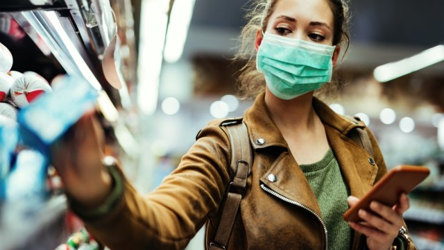 This One Thing Could Reduce Your Coronavirus Risk by75%
