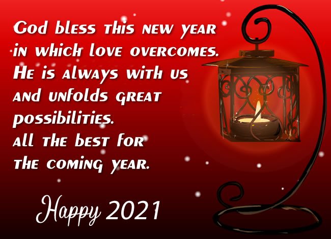 Praying for All of You to Have a Blessed New Year, Filled with the Love of God in Messiah Jesus