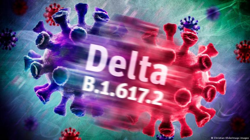 New Delta Virus Variant EscalatesLockdowns