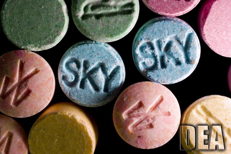 ECSTASY OR MDMA (ALSO KNOWN ASMOLLY)