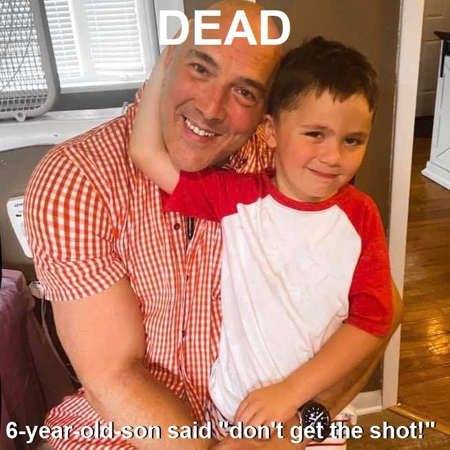 """6-Year-Old Son Begs Dad """"Please Don't Get the Shot""""!  He Did anyway. Now He'sDEAD"""