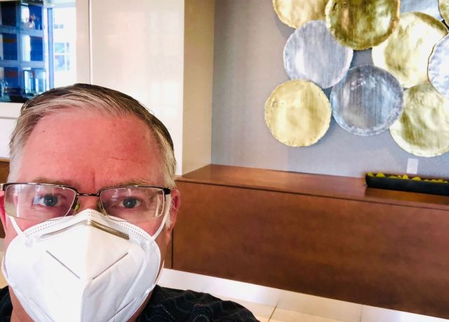 I was just diagnosed with Delta variant of COVID-19 even though I was fully vaccinated in Israel – had to cancel speech, meetings with Pence, Pompeo, USgovernors
